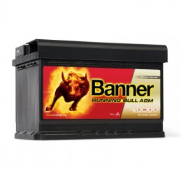 Bateria BANNER AGM 70AH