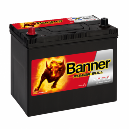 Bateria BANNER 45AH 390A