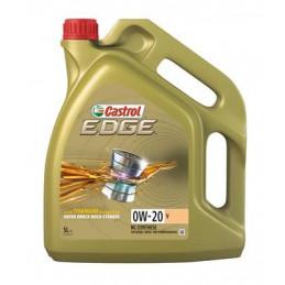 Óleo Castrol Edge 0w20 V 4Lt.